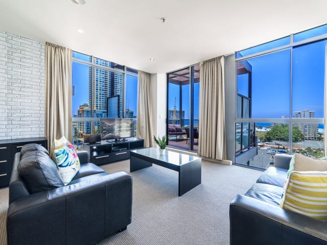 1105/18 Cypress Avenue, Surfers Paradise, Qld 4217