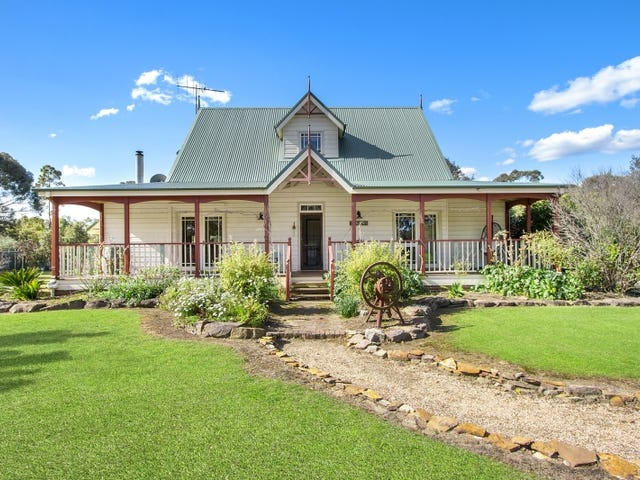 160 Weatherboard Ridge Road, Kurrajong, NSW 2758