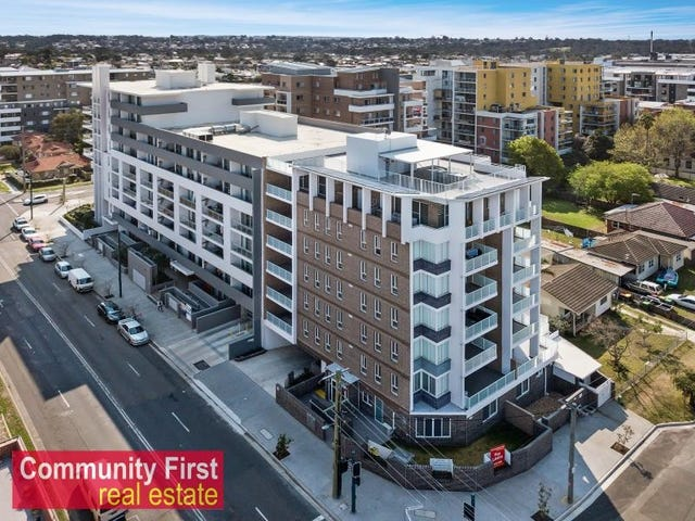 15/83 Campbell Street, Liverpool, NSW 2170