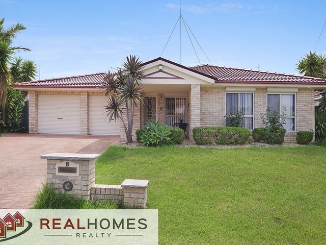 8 Tarrabundi Drive, Glenmore Park, NSW 2745