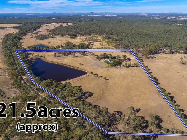 335 Muckleford-Castlemaine Road, Muckleford, Vic 3451