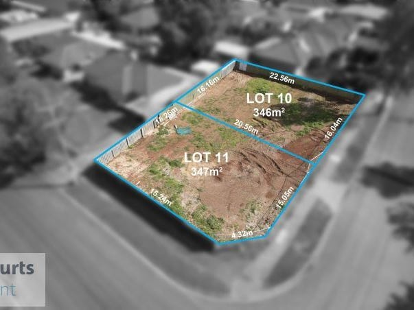 Lot 10 & 11, 23 Harrow Road, Brahma Lodge, SA 5109