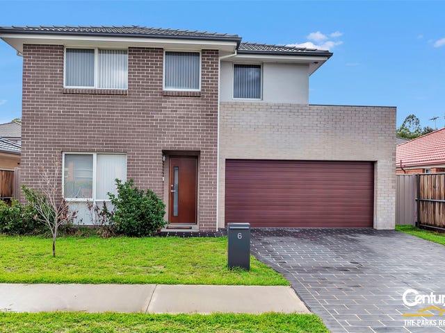 6  Gorgon Avenue, Elizabeth Hills, NSW 2171