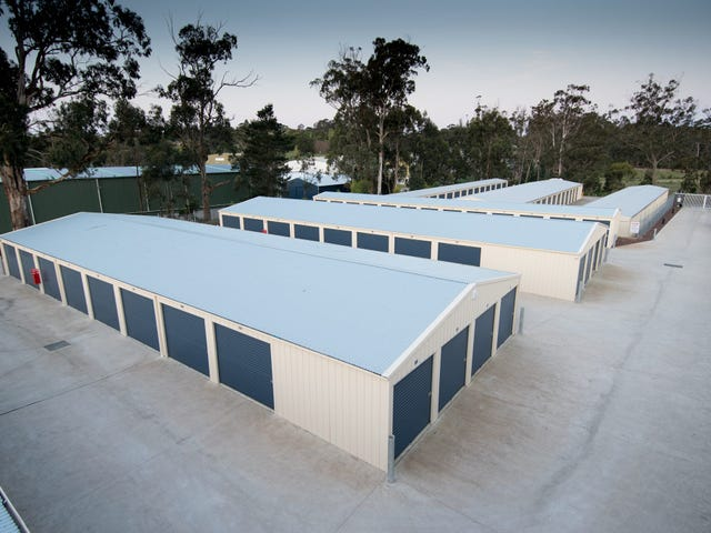 . Self Storage Sheds - 62 Weerong Road, Drouin, Vic 3818