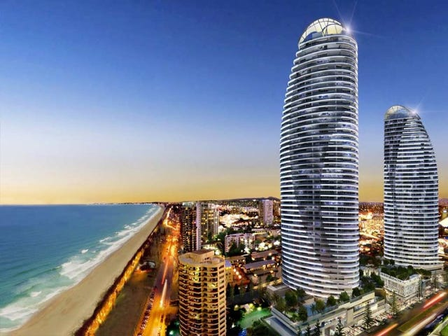 20605 'Oracle' 4-26 Charles Avenue, Broadbeach, Qld 4218