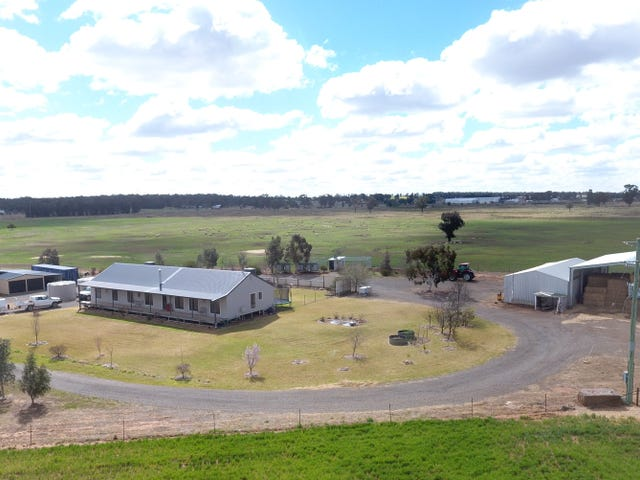 """1 """"Woolaway"""", Forbes, NSW 2871"""