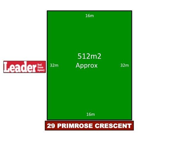 29 Primrose Crescent, Mickleham, Vic 3064