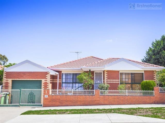 1 Bicentennial Crescent, Meadow Heights, Vic 3048