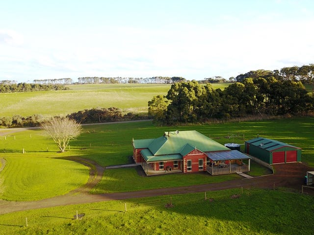 212 Camerons Hill Road, Newfield, Vic 3268