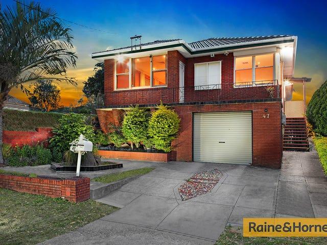 47 Highclere Avenue, Banksia, NSW 2216