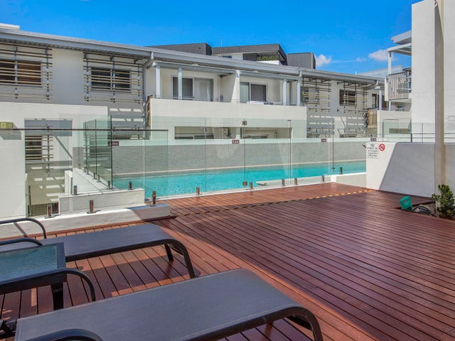 22/8 Macquarie Street, Teneriffe, Qld 4005
