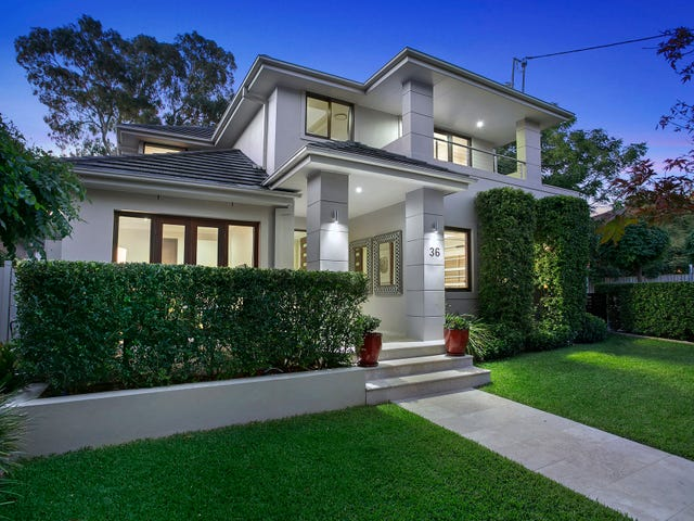 36 Woonona Road, Northbridge, NSW 2063