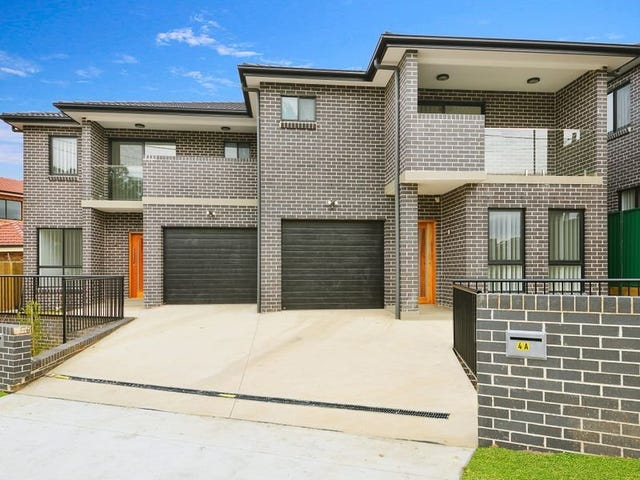 4 & 4a Lucas Street, Guildford, NSW 2161