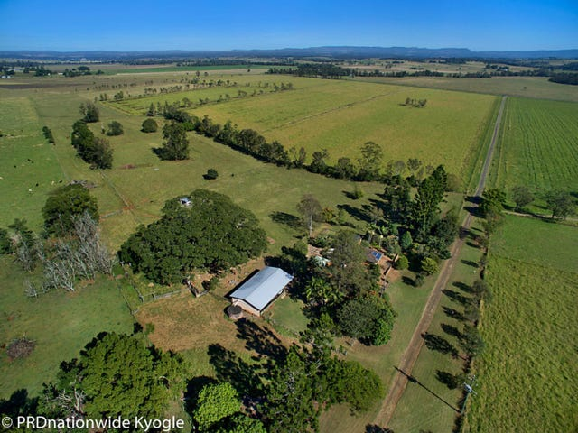 80 O'Connors Road, Kyogle, NSW 2474