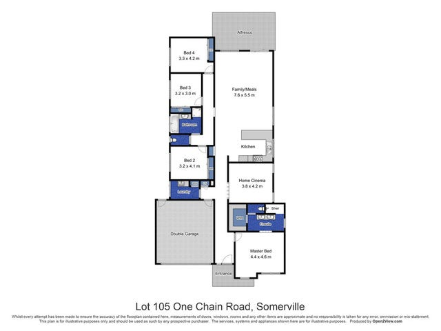 Lot 105 One Chain Road, Somerville, Vic 3912