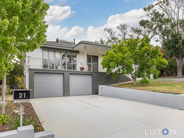 21 Nullagine Street, Fisher, ACT 2611