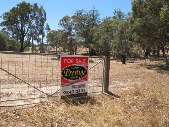 Lot 1019 Jellicoe Road, Kendenup, WA 6323