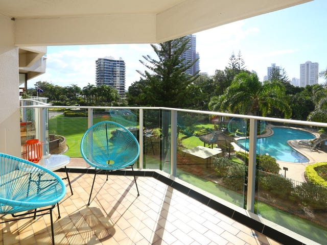 9/2 'Atlantis East' Admiralty Drive, Surfers Paradise, Qld 4217