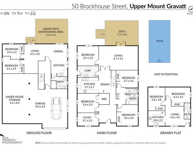 50 Brockhouse Street, Upper Mount Gravatt, Qld 4122