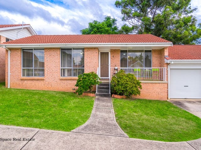 4/100A Minchinbury Terrace, Eschol Park, NSW 2558