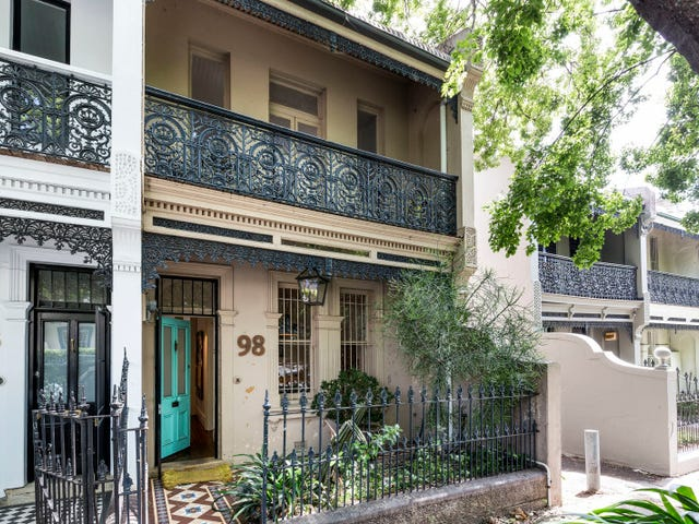 98 Liverpool Street, Paddington, NSW 2021