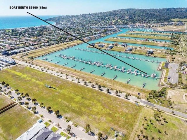 Berth Lot B5100 Martha Cove Waterways, Safety Beach, Vic 3936