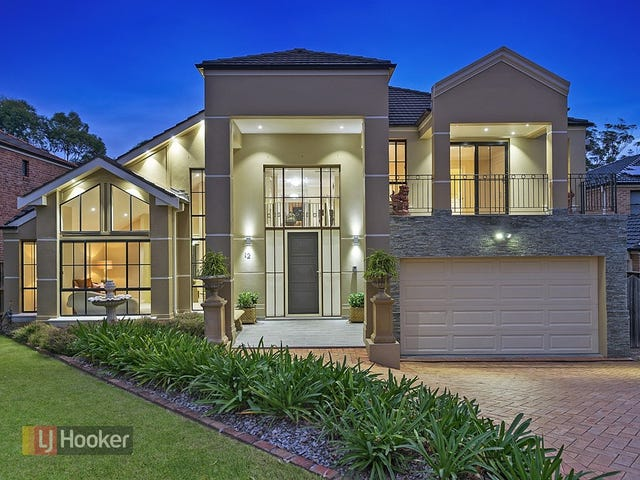 12 Hayes Ave, Kellyville, NSW 2155