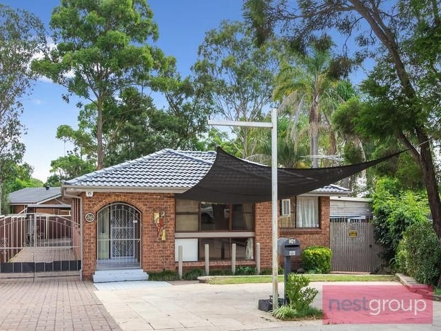 36 Kerwin Circle, Hebersham, NSW 2770