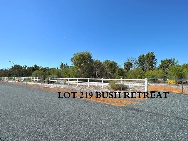 Lot 219 Bush Road, Nambeelup, WA 6207