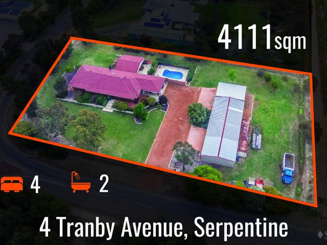 4 Tranby Avenue, Serpentine, WA 6125