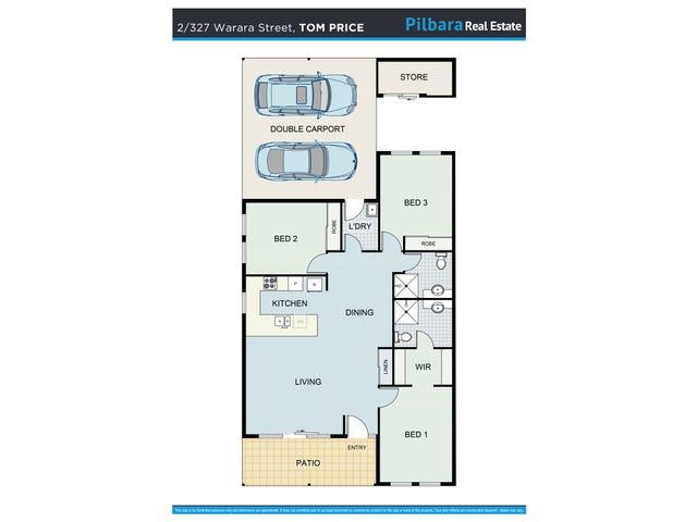 21/327 Warara Street, Tom Price, WA 6751