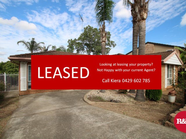 46 Beaconsfield Road, Rooty Hill, NSW 2766