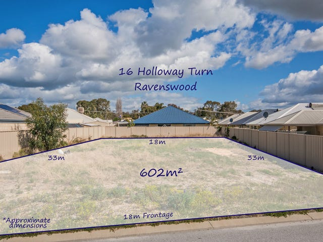 16 Holloway Turn, Ravenswood, WA 6208