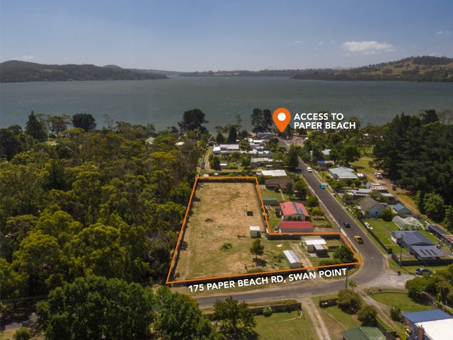 175 Paper Beach Road, Swan Point, Tas 7275