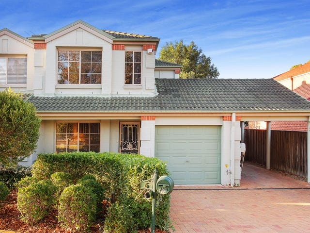 5 Cressy Avenue, Beaumont Hills, NSW 2155