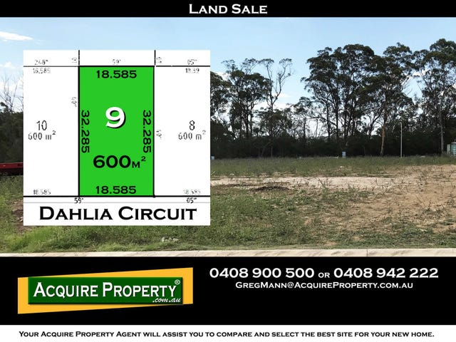 L9 Dahlia Circuit, Kellyville, NSW 2155