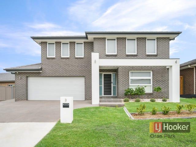 3 Morris Street, Oran Park, NSW 2570