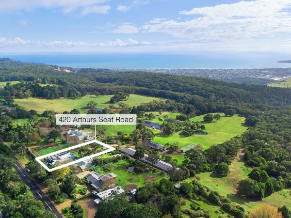 420 ARTHURS SEAT ROAD, Red Hill, Vic 3937
