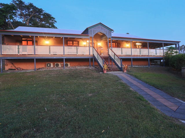 826 Maraju-Yakapari Road, Dumbleton, Qld 4740