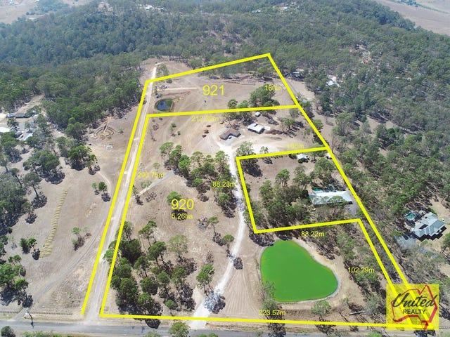 Lot 921, 165 Donalds Range Road, Razorback, NSW 2571