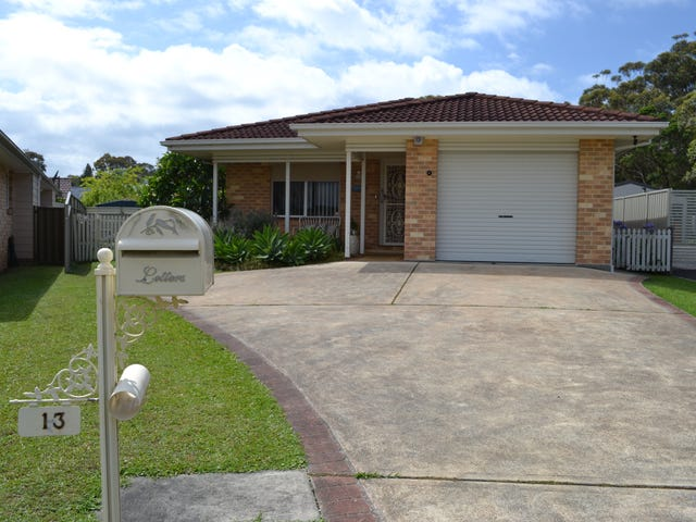 13 Bourke Close, Vincentia, NSW 2540