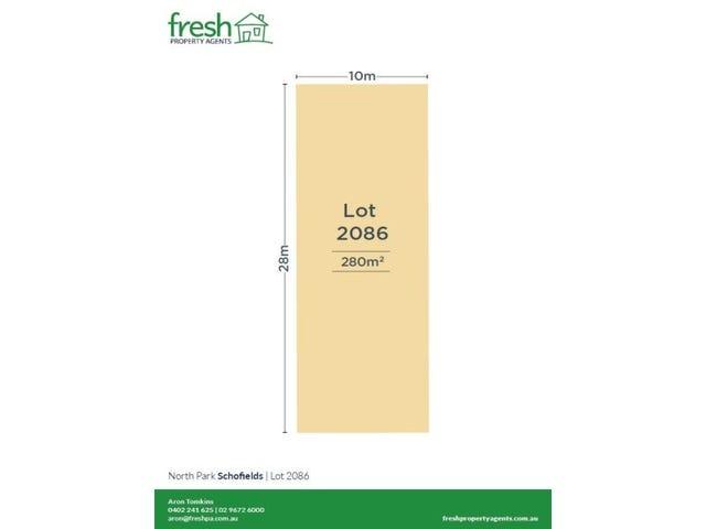 Lot 2086, 34-36 Schofields Road, Schofields, NSW 2762