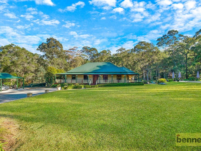 133 Roberts Creek Road, East Kurrajong, NSW 2758