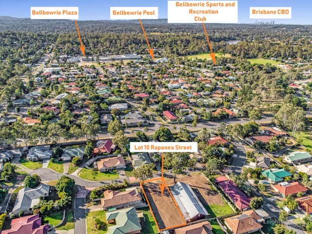 Lot 10 Rapanea Street, Moggill, Qld 4070