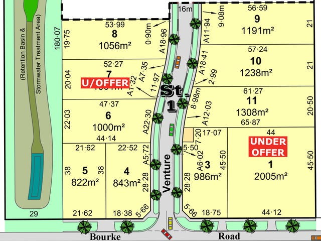 Lot 1-11, Bourke Road, Nathalia, Vic 3638