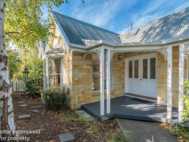 1 Garth Avenue, Sandy Bay, Tas 7005