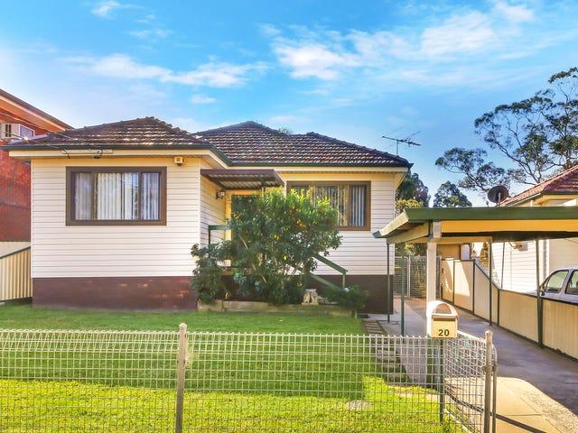 20 Henty Street, Yagoona, NSW 2199