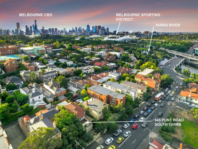 945 Punt Road, South Yarra, Vic 3141