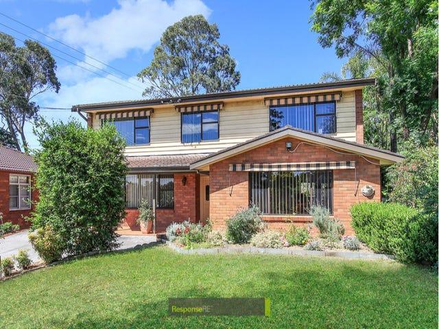 23 Sarah Crescent, Baulkham Hills, NSW 2153