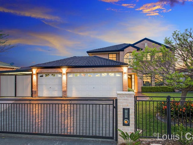 31 Brampton Drive, Beaumont Hills, NSW 2155